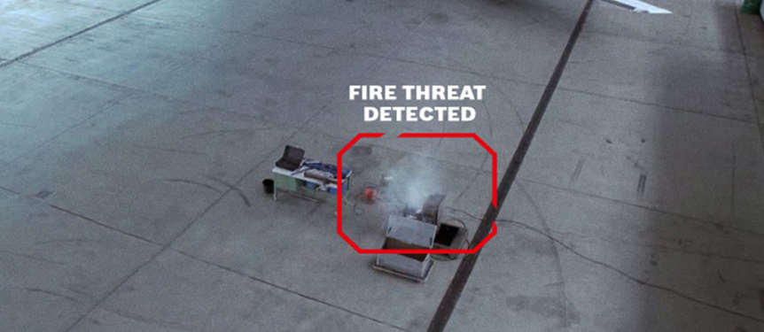 In the Picture on Video Smoke Detection