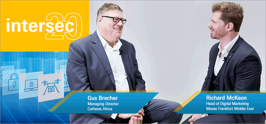 In Conversation With Gus Brecher; Managing Director - Cathexis Africa